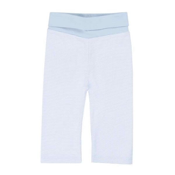 Steiff Jogginghose in blau Gr: 68