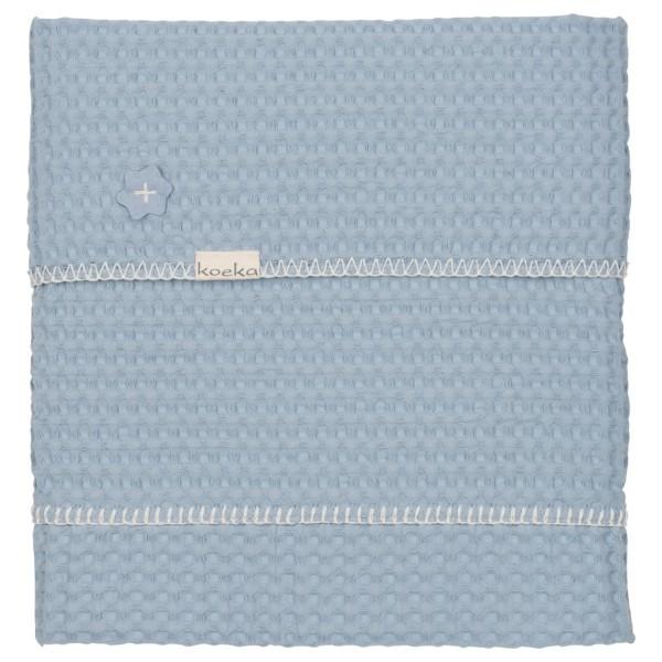 Koeka Babydecke Amsterdam Soft Blue