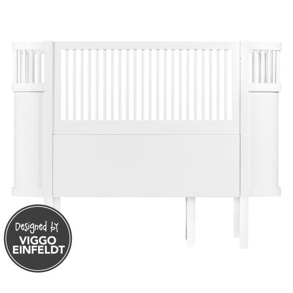 Sebra Baby & Jugend Bett Weiß