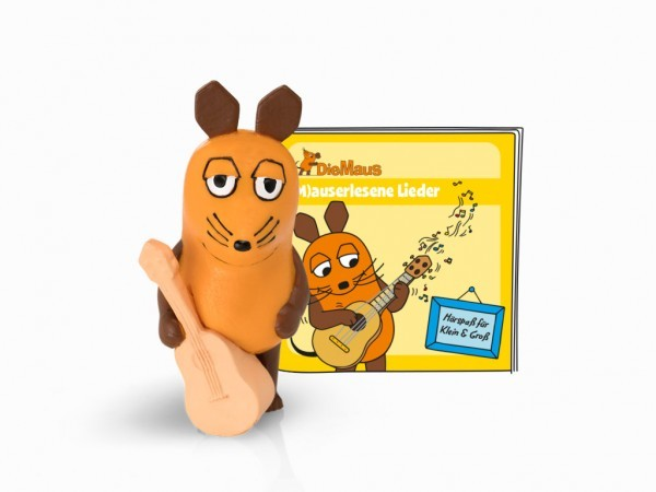 Tonies Hörfigur Die Maus - (M)auserlesene Lieder