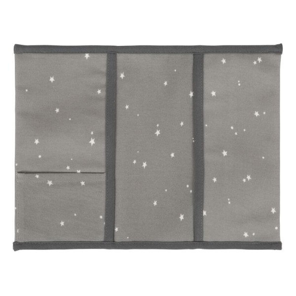 Little Dutch U-Heft Hülle Little Stars Grey
