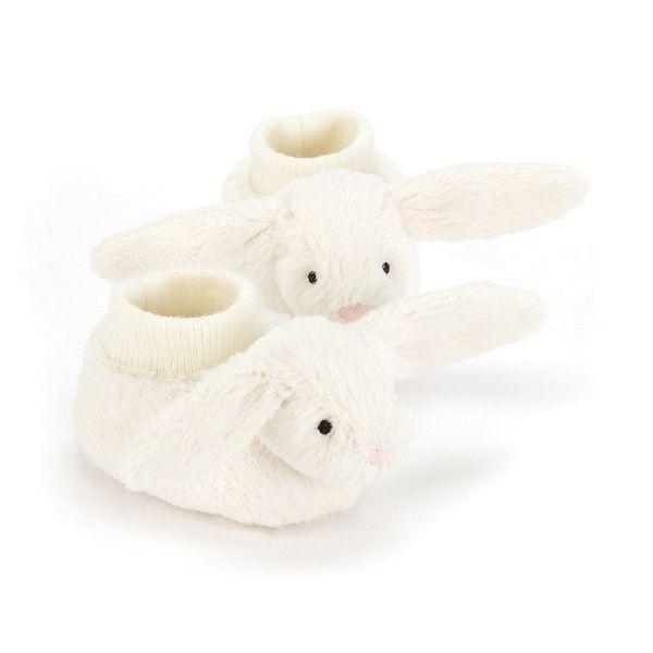 Jellycat Bashful Cream Bunny Hase Babyschühchen 0-6 Mon