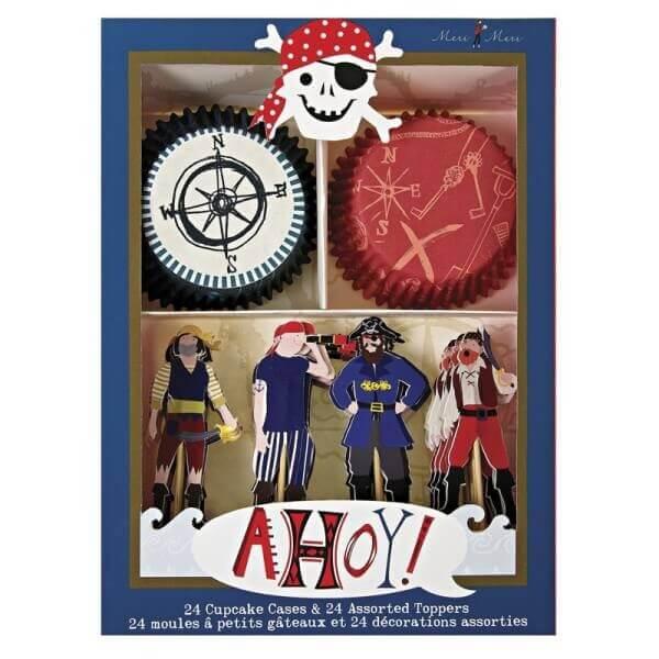 Piraten Muffin Kit, Meri Meri