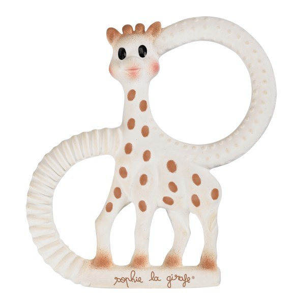 Sophie la girafe Beißring SO'PURE extra weich