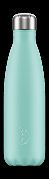 Chilly´s Trinkflasche 500ml Pastelgrün