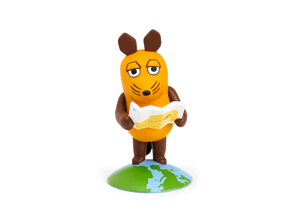 Tonies Hörfigur Die Maus - Mit der Maus die Welt entdecken