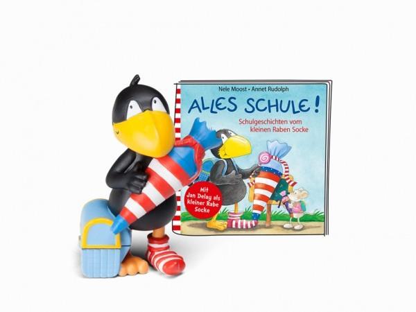 Tonies Hörfigur Rabe Socke - Alles Schule!