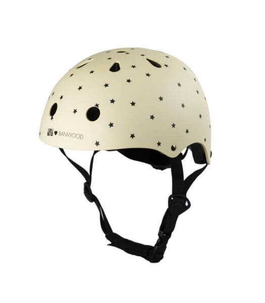 Banwood x Bonton Kinderhelm Matte Cream 3 - 7 Jahre_bw-helmet.mattecream