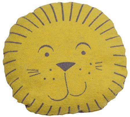David Fussenegger Kinderkissen Löwe 42cm