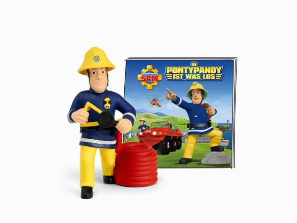 Tonies Hörfigur - Feuerwehrmann Sam - In Pontypandy ist was los