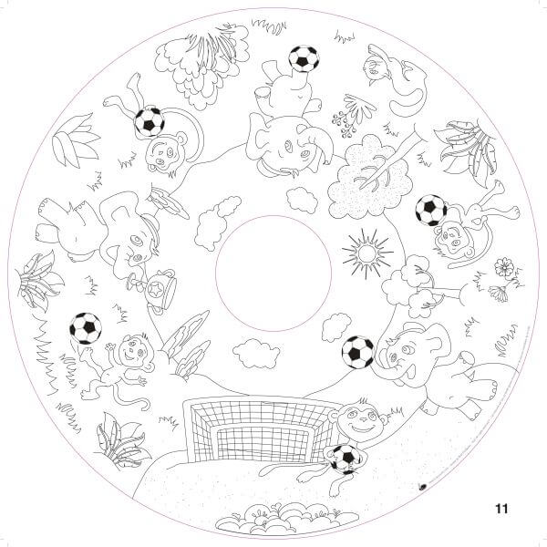 "Drawin' Kids Nachfüllpackung 20 Blätter ""Play Time""_DKplaytime"