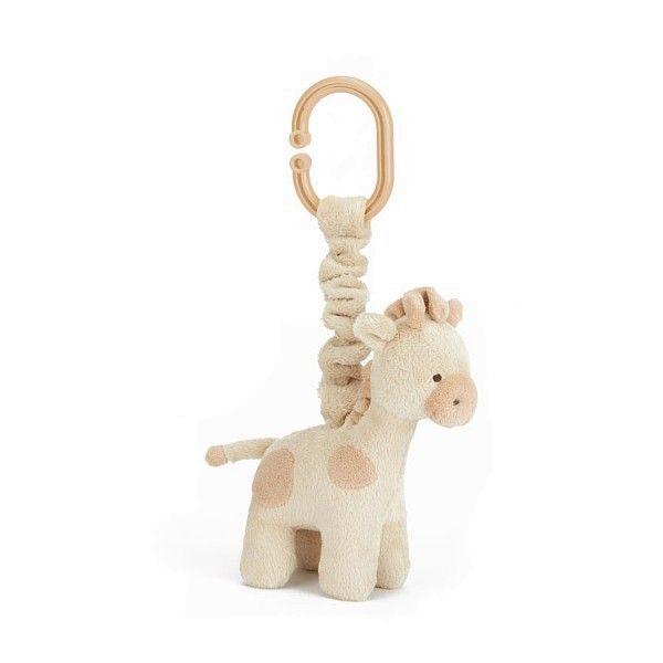 Babyspielzeug Gentle Giraffe Jitter 15 cm, Jellycat