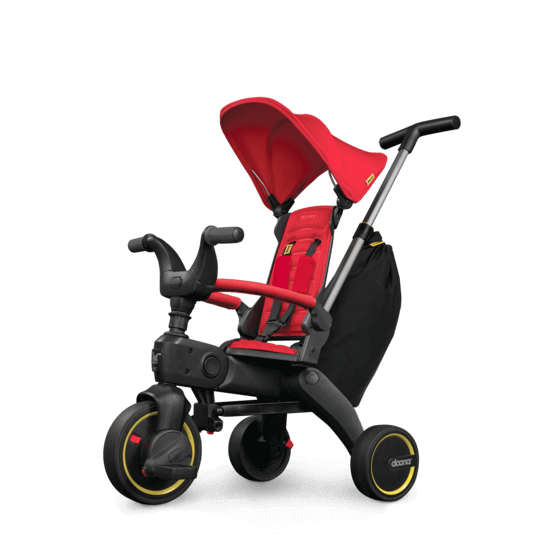 Doona Dreirad Liki Trike Flame Red