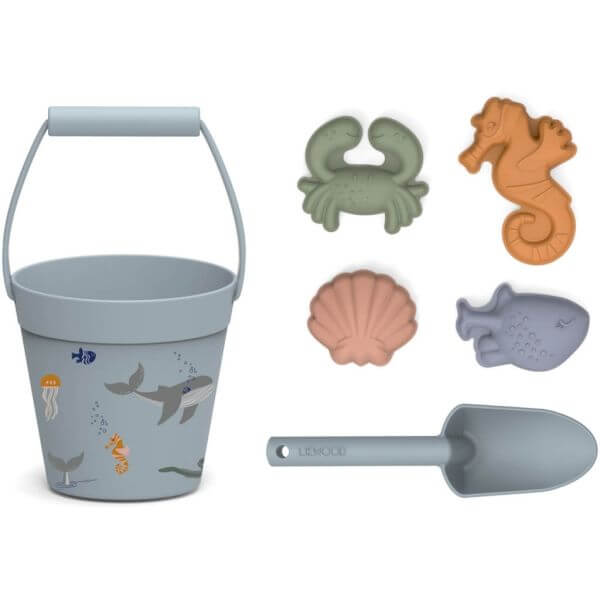 Liewood Strandspielzeug-Set Unterwasserwelt_LW14168-6966