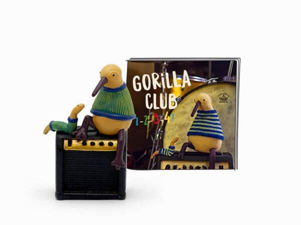 Tonies Hörfigur Gorilla Club 1-2-3-4