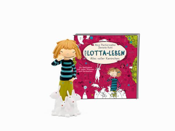 Tonies Hörfigur Lotta-Leben Alles voller Kaninchen_TON10000145