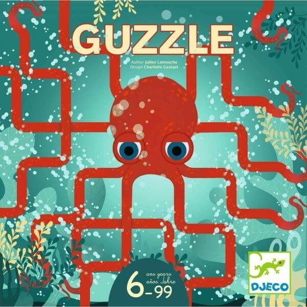 Djeco Knobelspiele: Guzzle_DJ08471