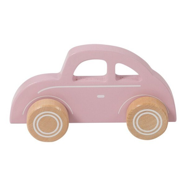 Little Dutch Auto aus Holz Rosa