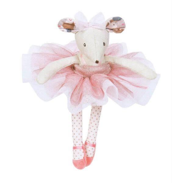 Moulin Roty Plüschtier Maus Ballerina_MR711332