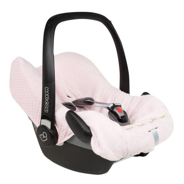 Koeka Bezug für Maxi-Cosi Oslo Old Baby Pink