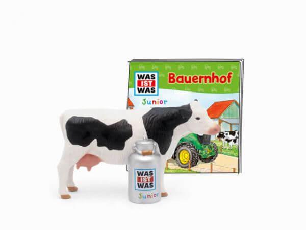 Tonies Hörfigur WAS IST WAS Junior – Bauernhof_TON10000291