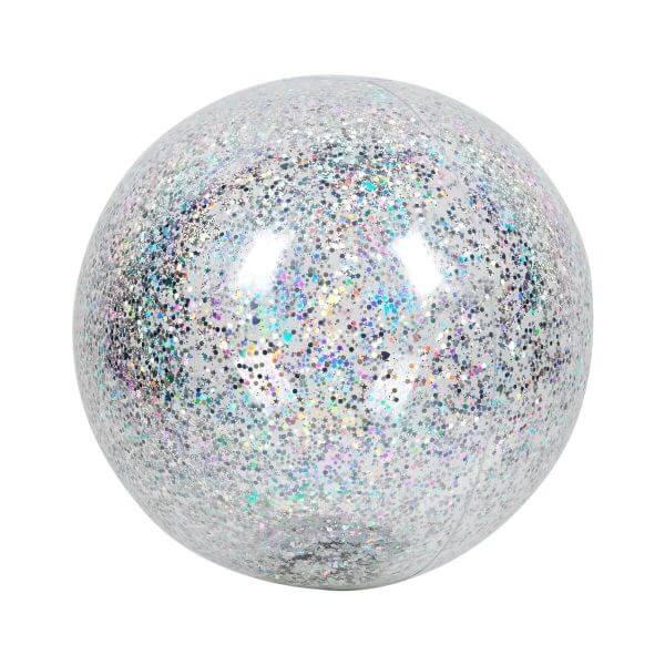 Sunnylife aufblasbarer Wasserball Glitzer_S0PBSNGL