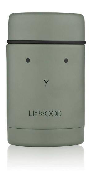 Liewood Isolierbehälter Hase Dunkelgrün_LW12862