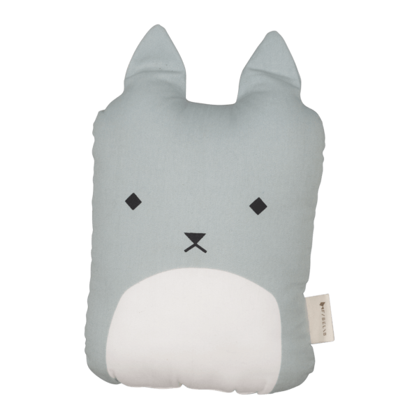 "Fabelab Kissen ""Cuddly Cat"""