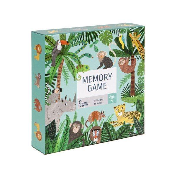 Petit Monkey Spiel Memory Dschungel