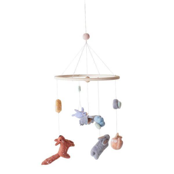 Sebra Häkel-Babymobile Daydream_SEB801820006