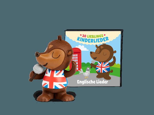 Tonies Hörfigur - 30 Lieblings-Kinderlieder - Englische Lieder