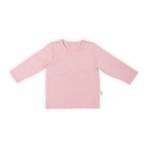 Jollein Langarmshirt Speckled pink
