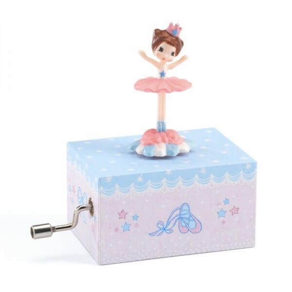 Spieluhr Ballerina, Djeco