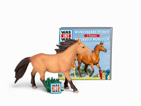 Tonies Hörfigur WAS IST WAS - Wunderbare Pferde/Reitervolk Mongolen