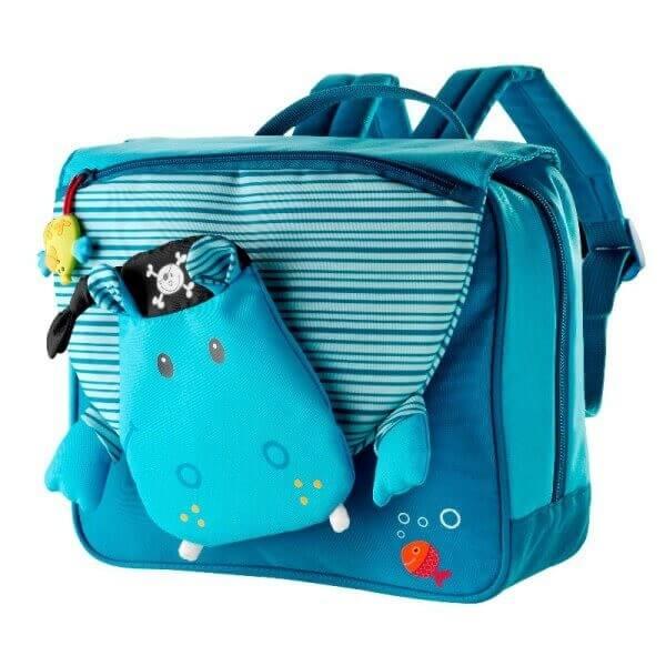 Arnold Nilpferd Kindergartentasche, Lilliputiens