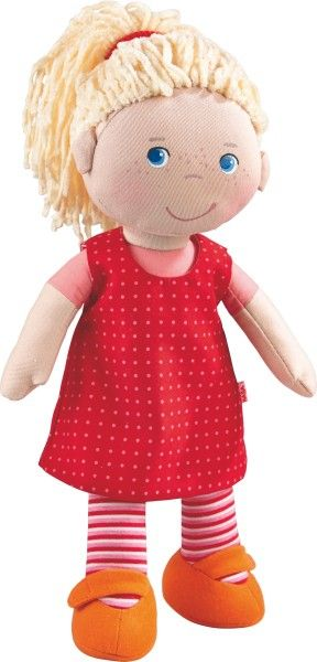 Stoffpuppe Annelie 30 cm, Haba