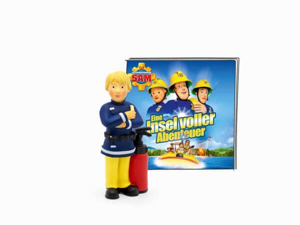 Tonies Hörfigur Feuerwehrmann Sam: Eine Insel voller Abenteuer_TON10000524