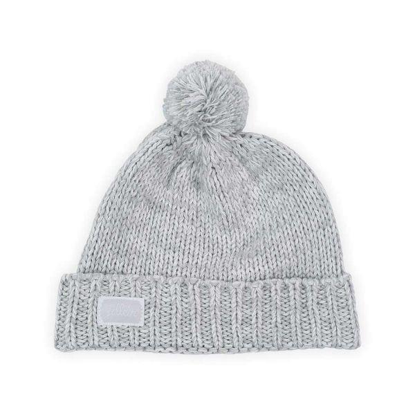 Jollein Mütze für Babys grau