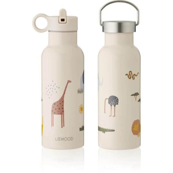 Liewood Trinkflasche 0,5l Safari_LW13047-1111
