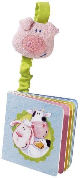 HABA Buggybuch Meine Bauernhoftiere