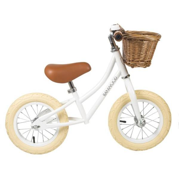 Banwood Laufrad First Go Weiß