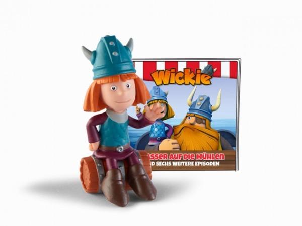 Tonies Hörfigur Wickie - Wasser auf die Mühlen