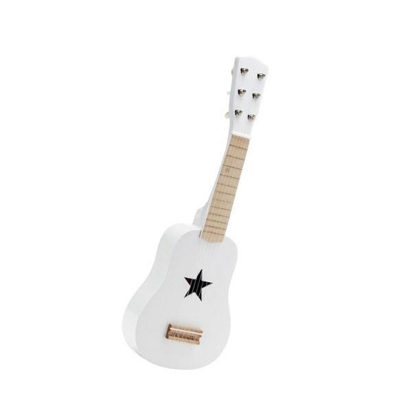 Kid's Concept Gitarre Weiß
