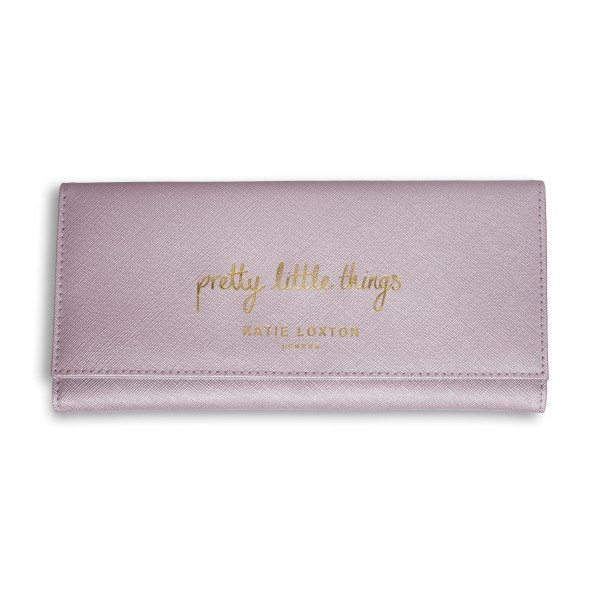 "Katie Loxton Schmuckrolle ""Pretty little thing"" PINK 10x22x2,5 cm"