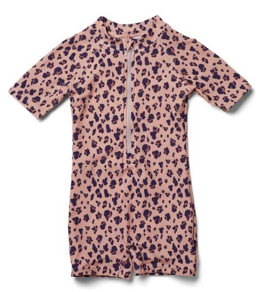 Liewood Badeanzug Leo Pink für Mädchen in zwei Größen_LW12817