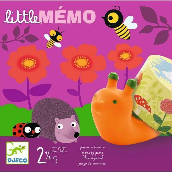 Djeco Erste Spiele: Little Mémo_DJ08552