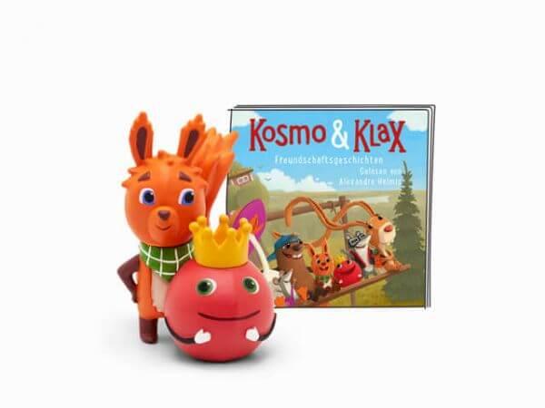 Tonies Hörfigur Kosmo und Klax Freundschaftsgeschichten