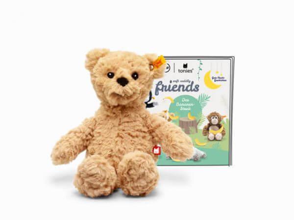 Tonies Hörfigur Soft Cuddly Friends – Jimmy Teddybär_TON10001295