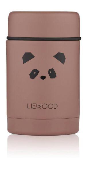Liewood Isolierbehälter Panda Altrosa_LW12862