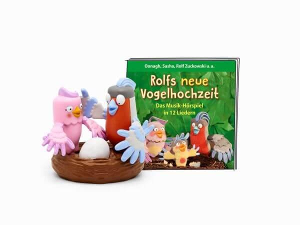 Tonies Hörfigur Rolfs neue Vogelhochzeit_TON10000240